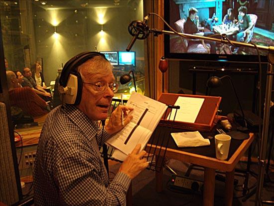 john-leeson-recording-k9s-voice-in-Londo