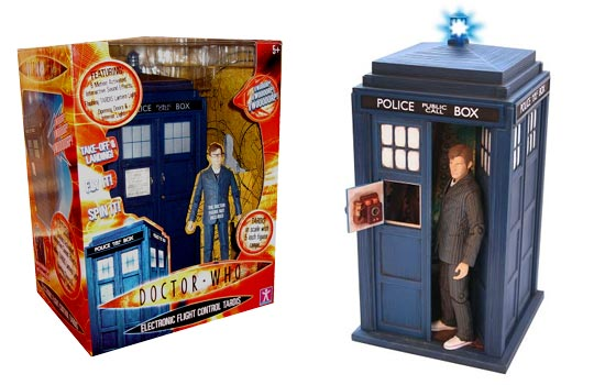 Dr who merchandise