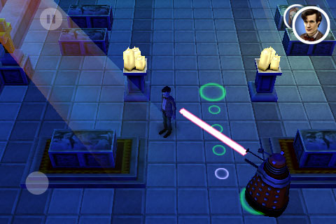Doctor Who The Mazes of Time, Game Over
