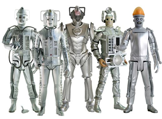 classic cybermen - photo #18