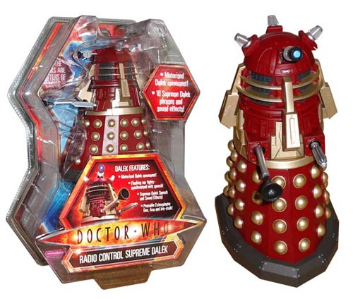 5 radio controlled supreme dalek merchandise guide the doctor who site
