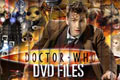 Doctor Who DVD Files Information