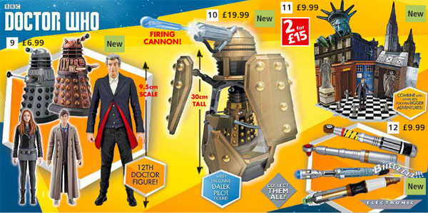 doctor who july 2014 the build up to doctor who series 8. Black Bedroom Furniture Sets. Home Design Ideas