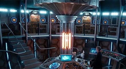 Doctor Who 12th Doctor Tardis Doctor Who Tardis