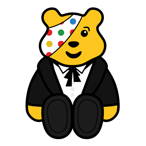 Doctor Who - 1st Doctor Pudsey Bear