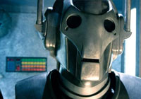 Cyberman close-up