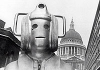 Planet 14 Cyberman Head