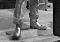Tenth Planet Cybermen boot