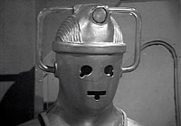 Wheel Cyberman Head