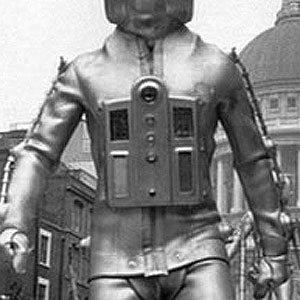 Cyberman chest unit