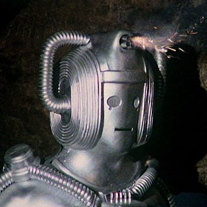 Cyberman head