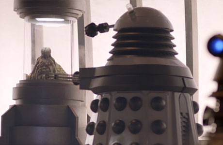 Supreme Dalek and the Dalek Prime Minister