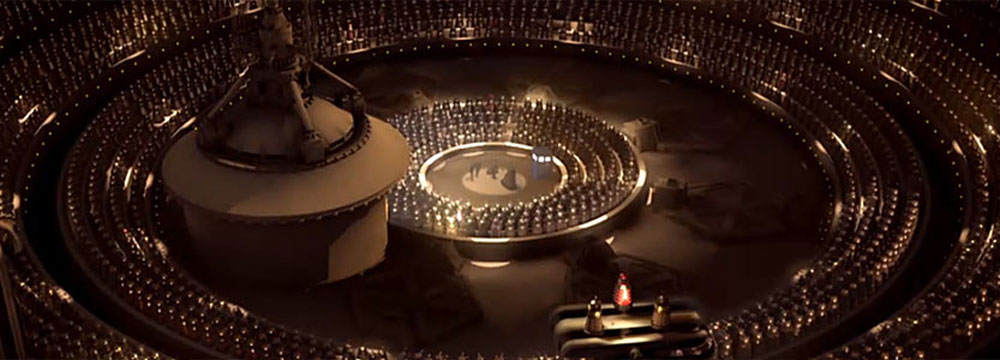 The Parliament of the Daleks