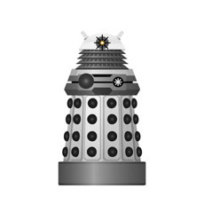White Supreme Dalek