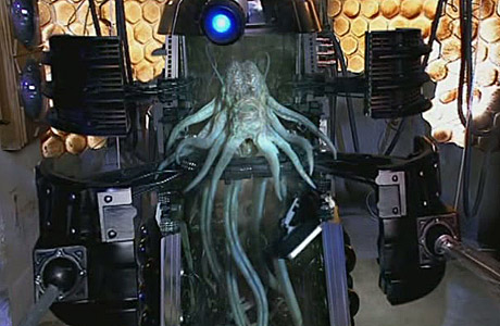 Image result for dalek inside