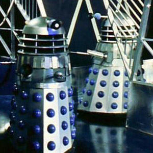 Original Solar Powered Dalek Warriors Dalek Colour