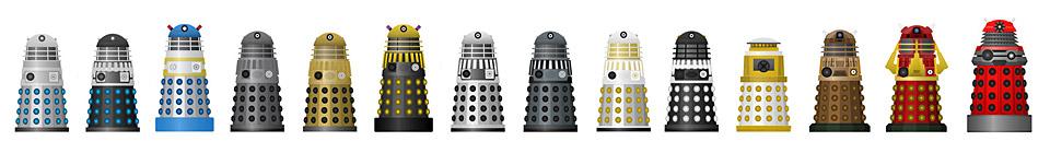 Dalek Information