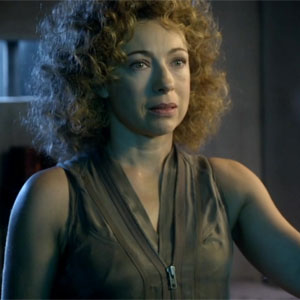 River Song is revealed to be Amy and Rory's daughter