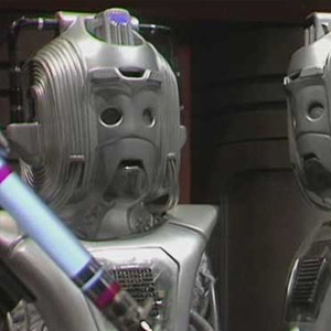 The Cybermen made a shock return in the 1982 story Earthshock