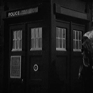The First Doctors TARDIS