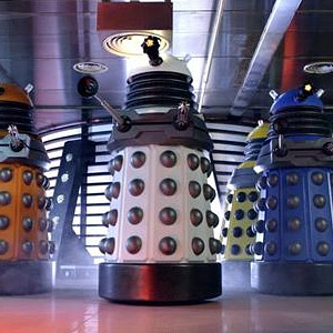 The controversial redesign of the Daleks