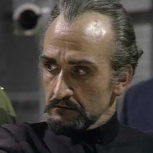 The original Master played by Roger Delgado