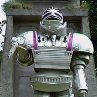 doctor who alien robots toyota