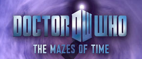 The Mazes of Time Logo