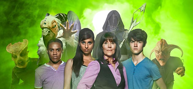 Sarah Jane Adventures - Series 4
