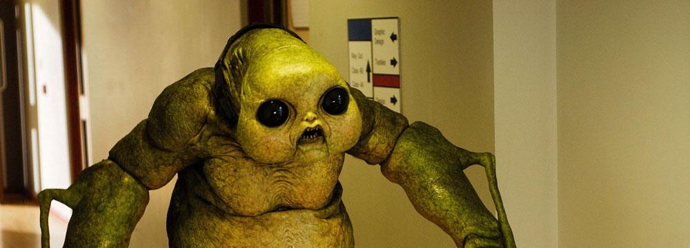The Sarah Jane Adventures Aliens and Monsters