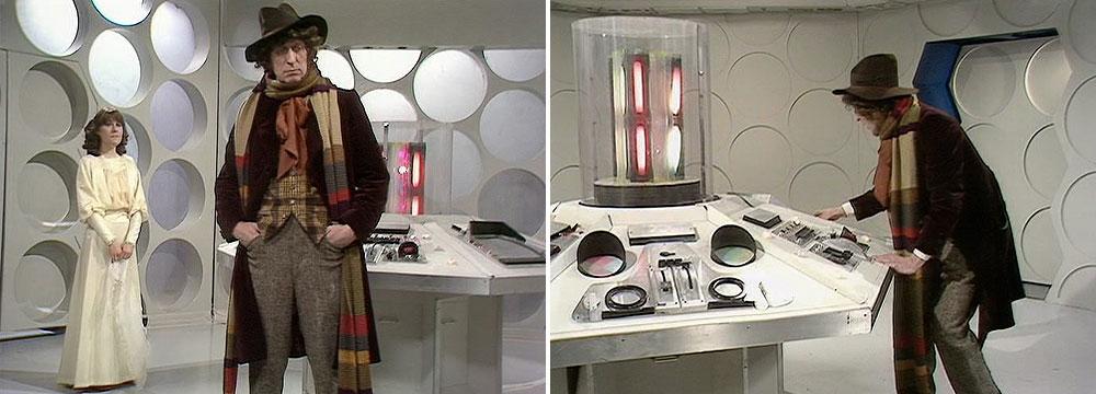 6 Panel Door History >> Season Thirteen TARDIS Interior - TARDIS Interior and ...