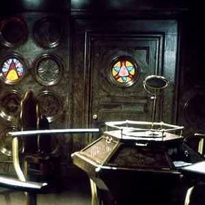 Secondary Tardis Console Room Tardis Interior And