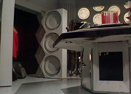 Season Fifteen Nineteen Tardis Interior Tardis Interior And