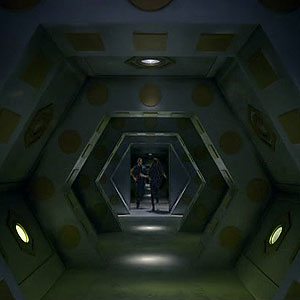 Series Five Seven Tardis Interior Tardis Interior And