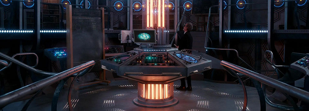 Doctor Who Tardis-console-series-8