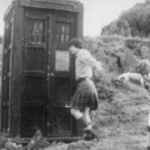 Second Doctor Tardis