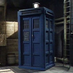 tardis exterior the tardis the doctor who site