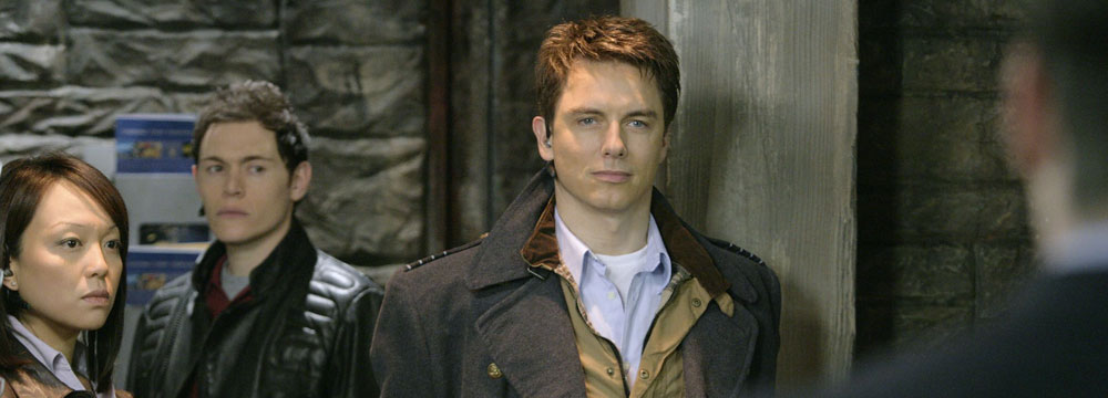 Characters - Torchwood - The Doctor Who SiteJohn Barrowman Doctor Who