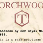 Torchwood Letter